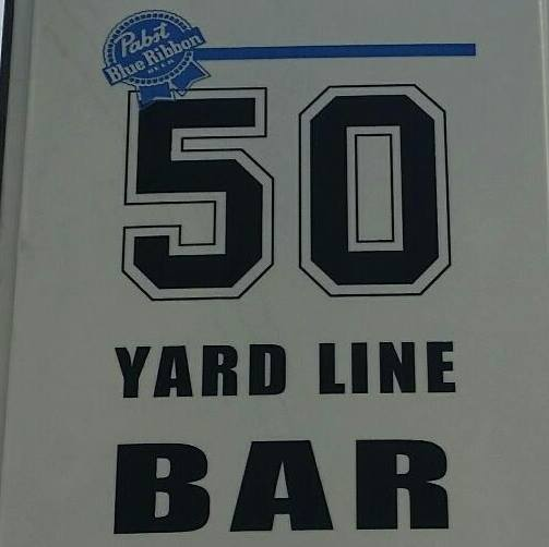 50 Yard Line Bar and Grill