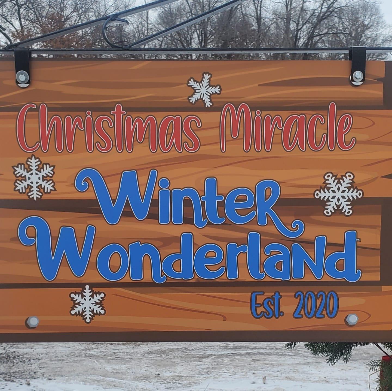 Christmas Miracle Winter Wonderland